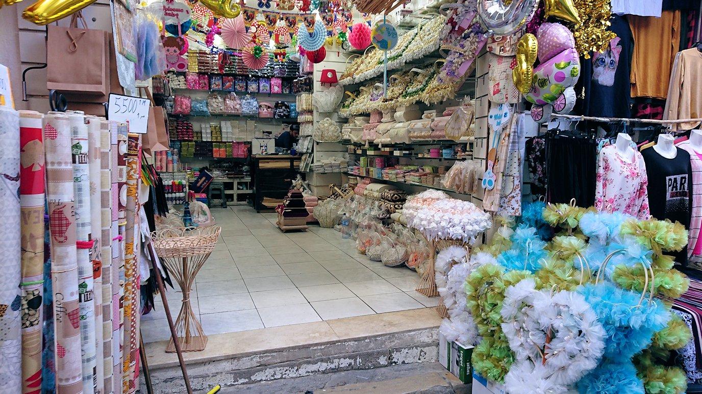 チュニジア:チュニスのメディナを歩き回る7