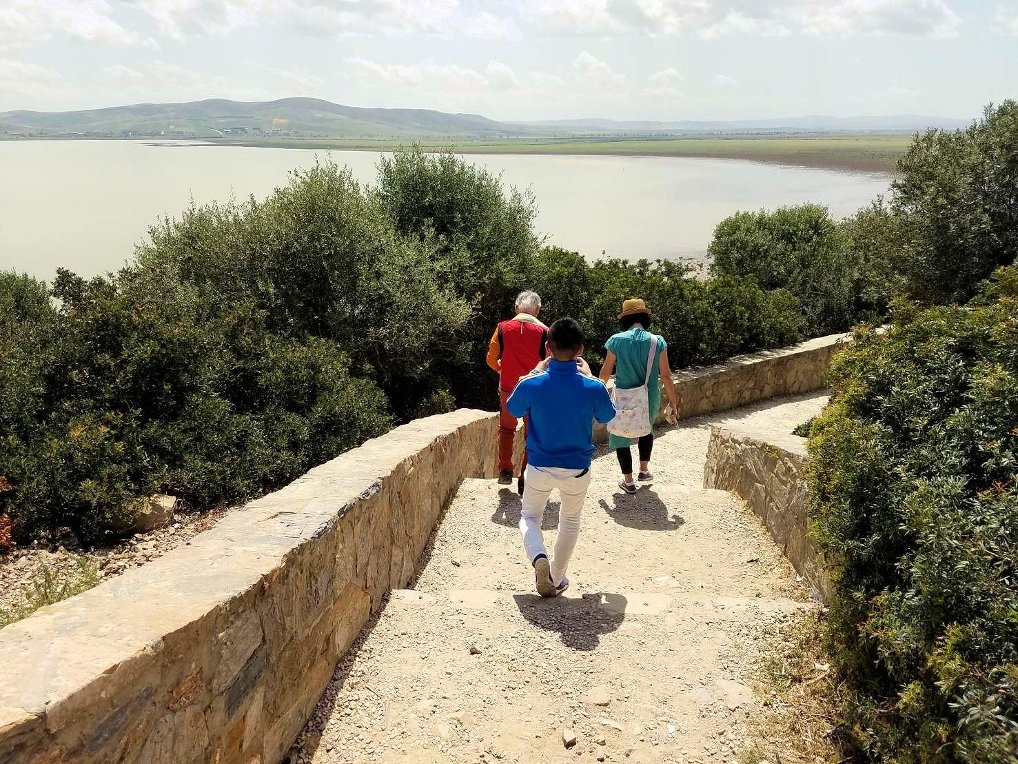 チュニジア:イシュケウル国立公園で記念撮影を9