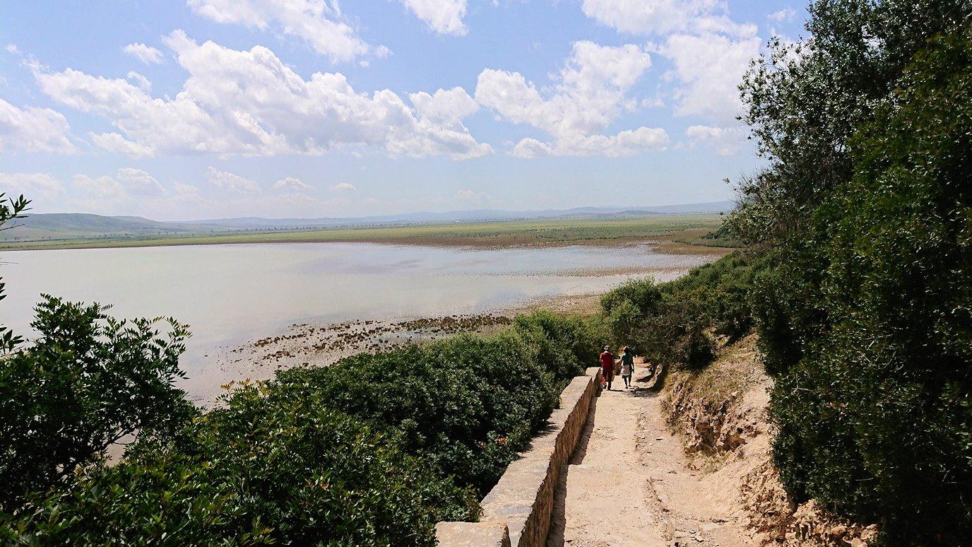 チュニジア:イシュケウル国立公園で記念撮影を楽しむ2