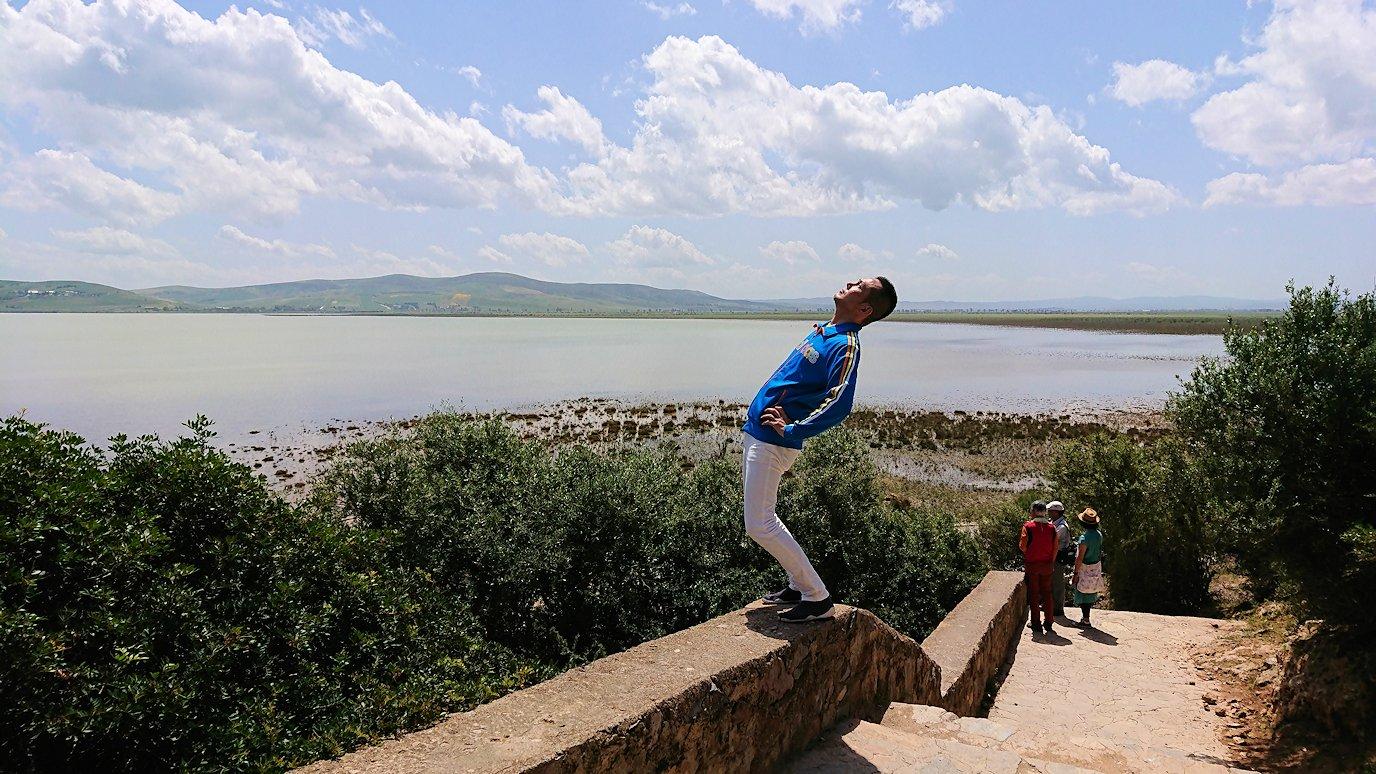 チュニジア:イシュケウル国立公園で記念撮影を楽しむ3