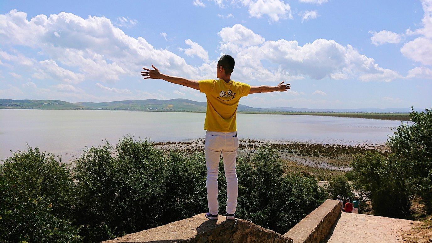 チュニジア:イシュケウル国立公園で記念撮影を楽しむ5