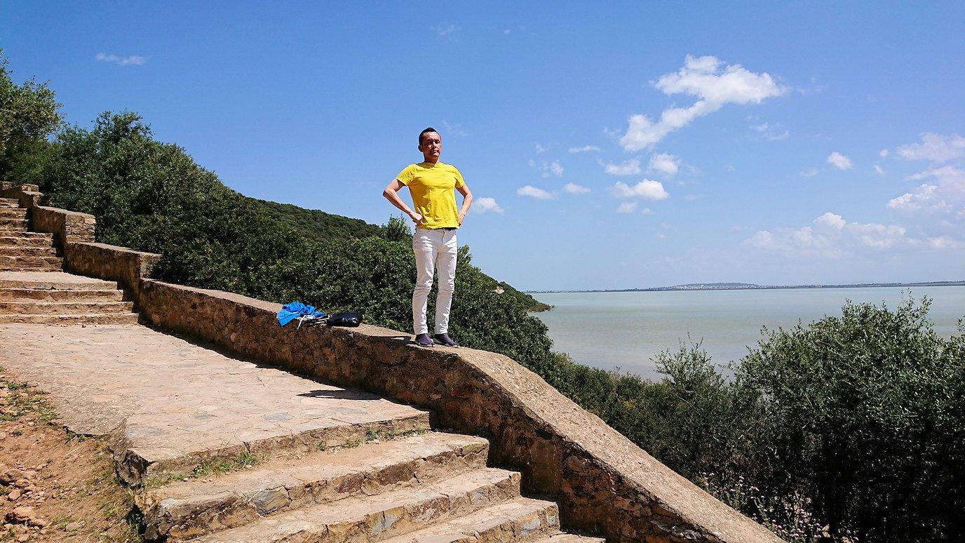 チュニジア:イシュケウル国立公園で記念撮影を楽しむ6