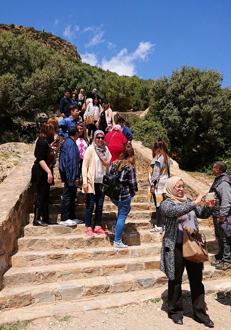 チュニジア:イシュケウル国立公園でくつろぐ5