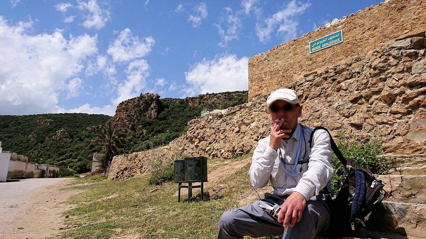 チュニジア:イシュケウル国立公園でくつろぐ7