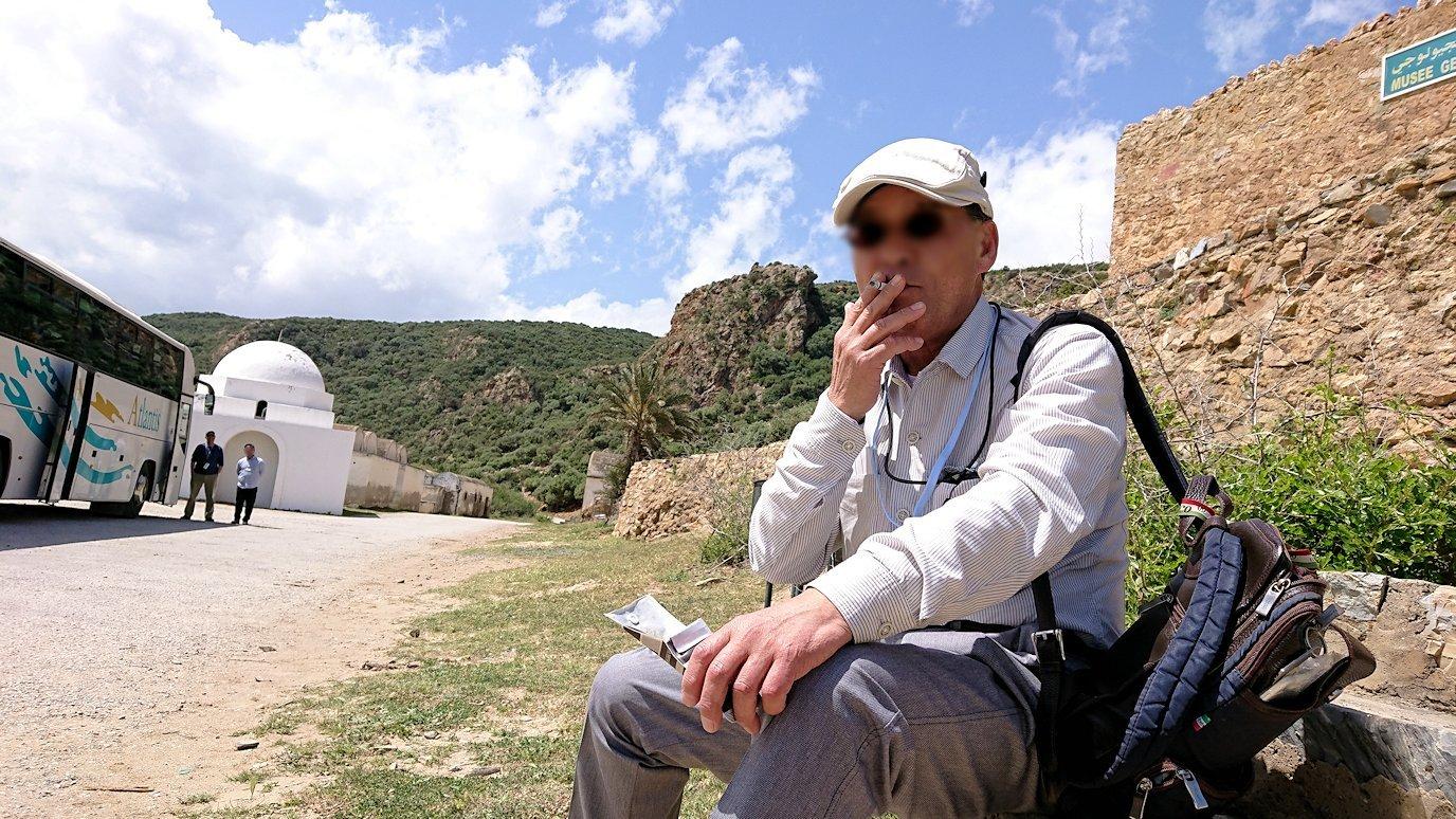 チュニジア:イシュケウル国立公園でくつろぐ8