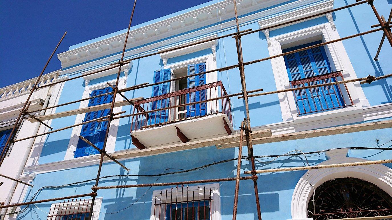チュニジア:ビゼルトの街を歩いていく4