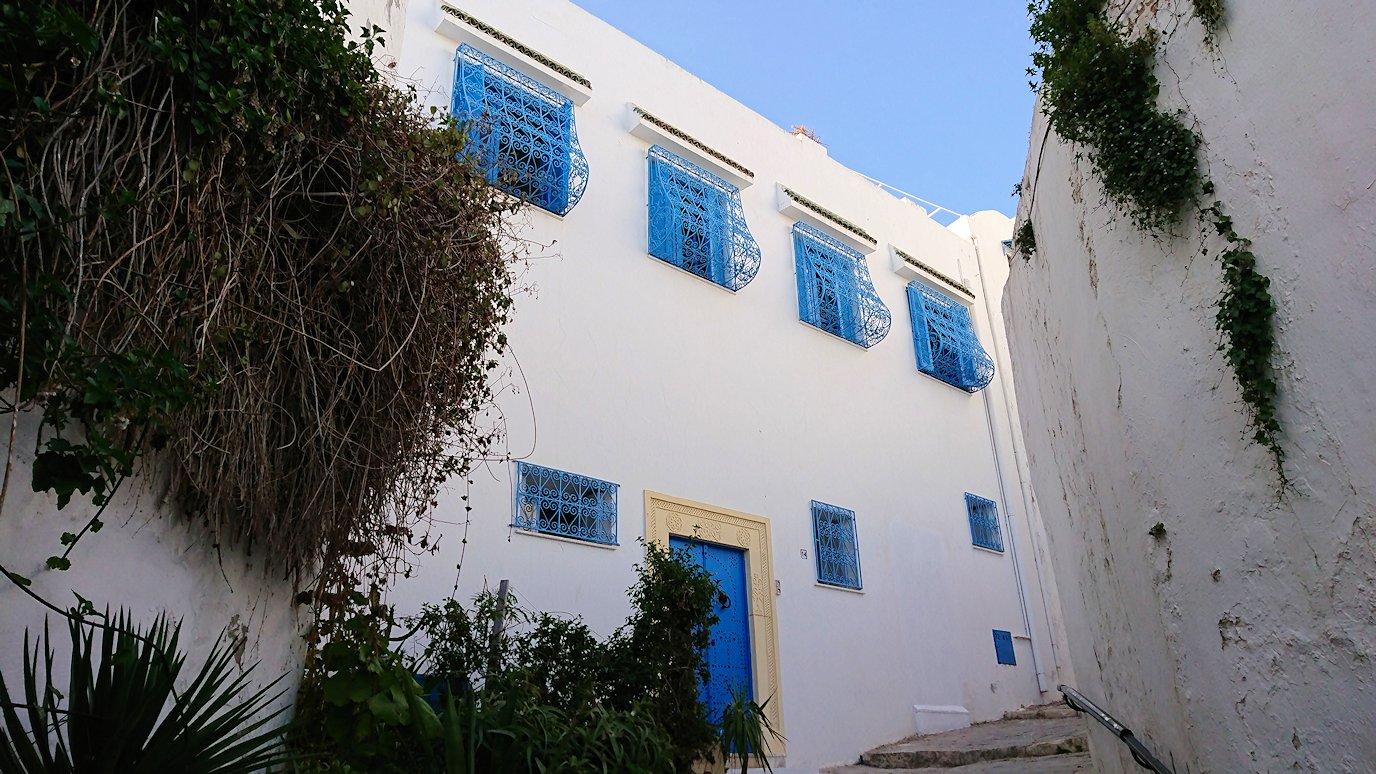 チュニジア:シディ・ブ・サイドで最後まで写真を撮り続ける