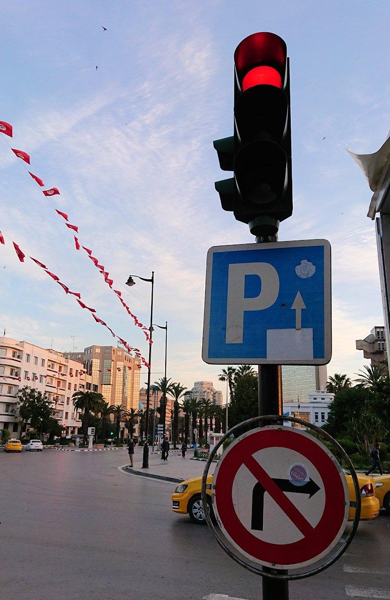 チュニジア:チュニスの朝を散歩9