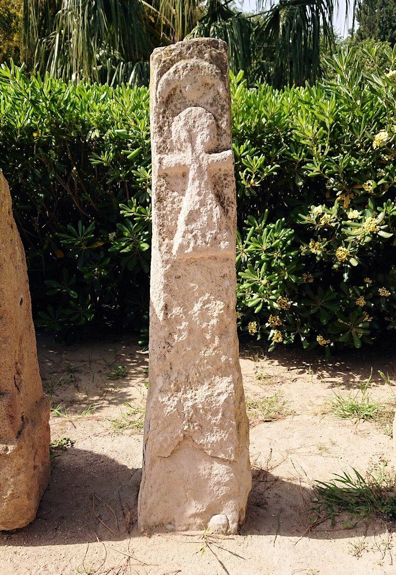 チュニジア:カルタゴ遺跡のトフェ(タニト神の聖域)を見学3