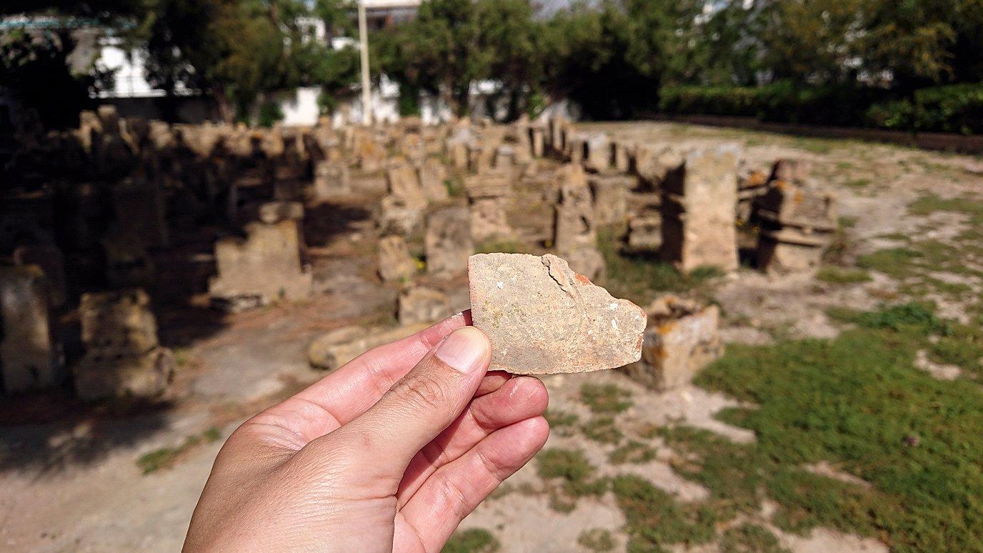 チュニジア:カルタゴ遺跡のトフェ(タニト神の聖域)を散策4