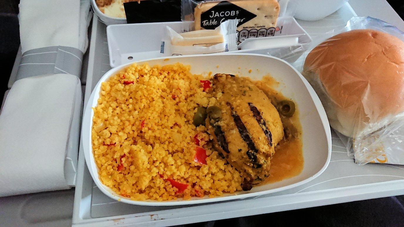 チュニジア:チュニス空港でドバイに向けて出発6
