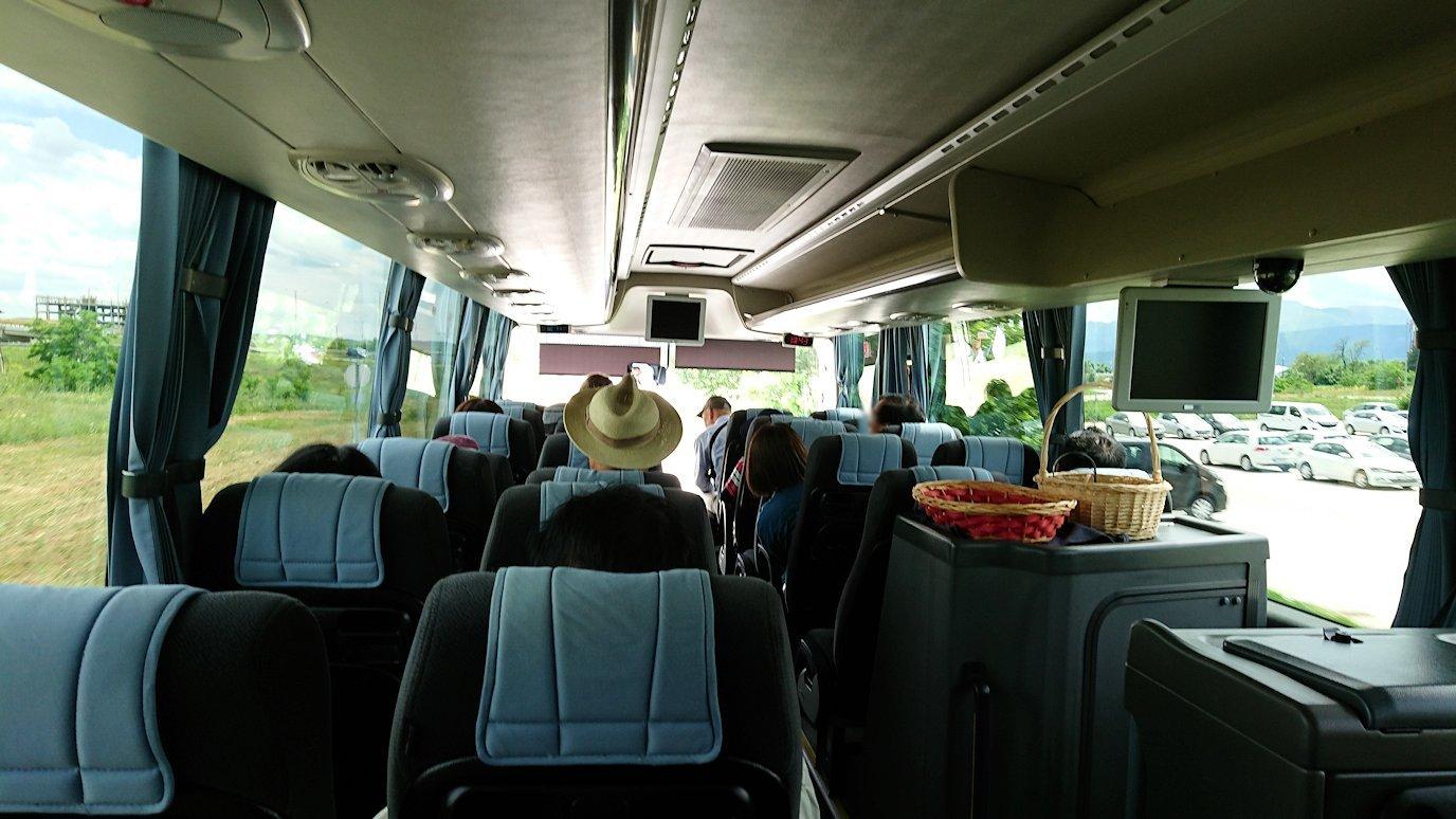 北マケドニアのスコピエ空港から市内へ移動3