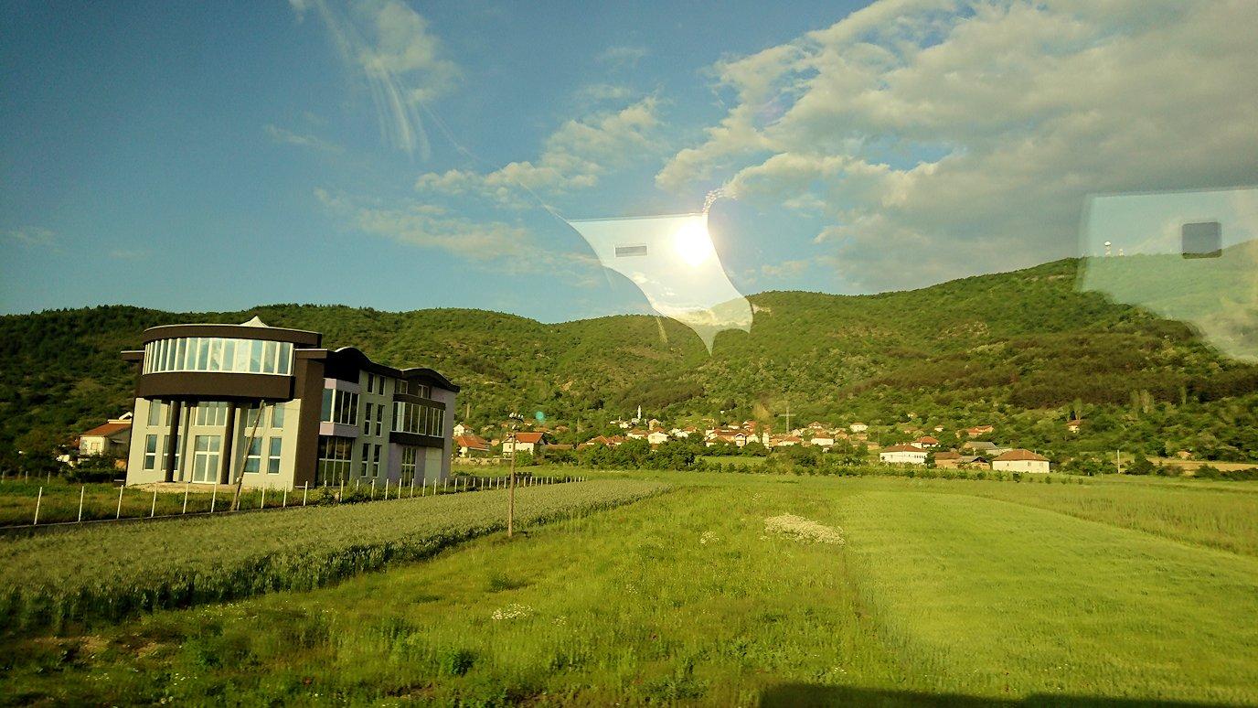 北マケドニアのオフリドに到着