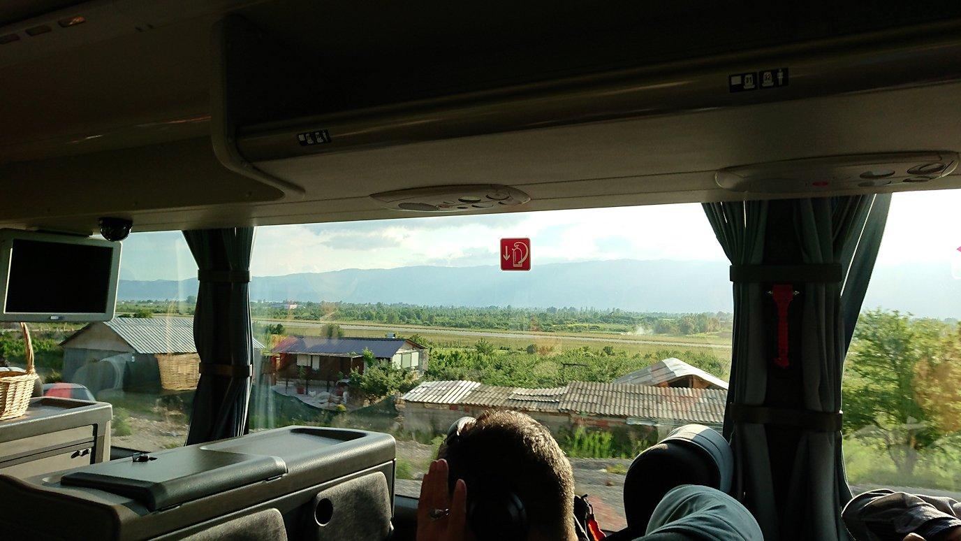 北マケドニアのオフリドに到着1
