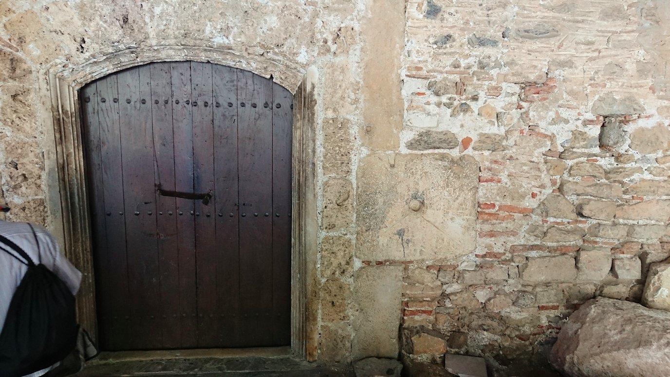 北マケドニアのオフリドで再び聖ソフィア教会を見学7