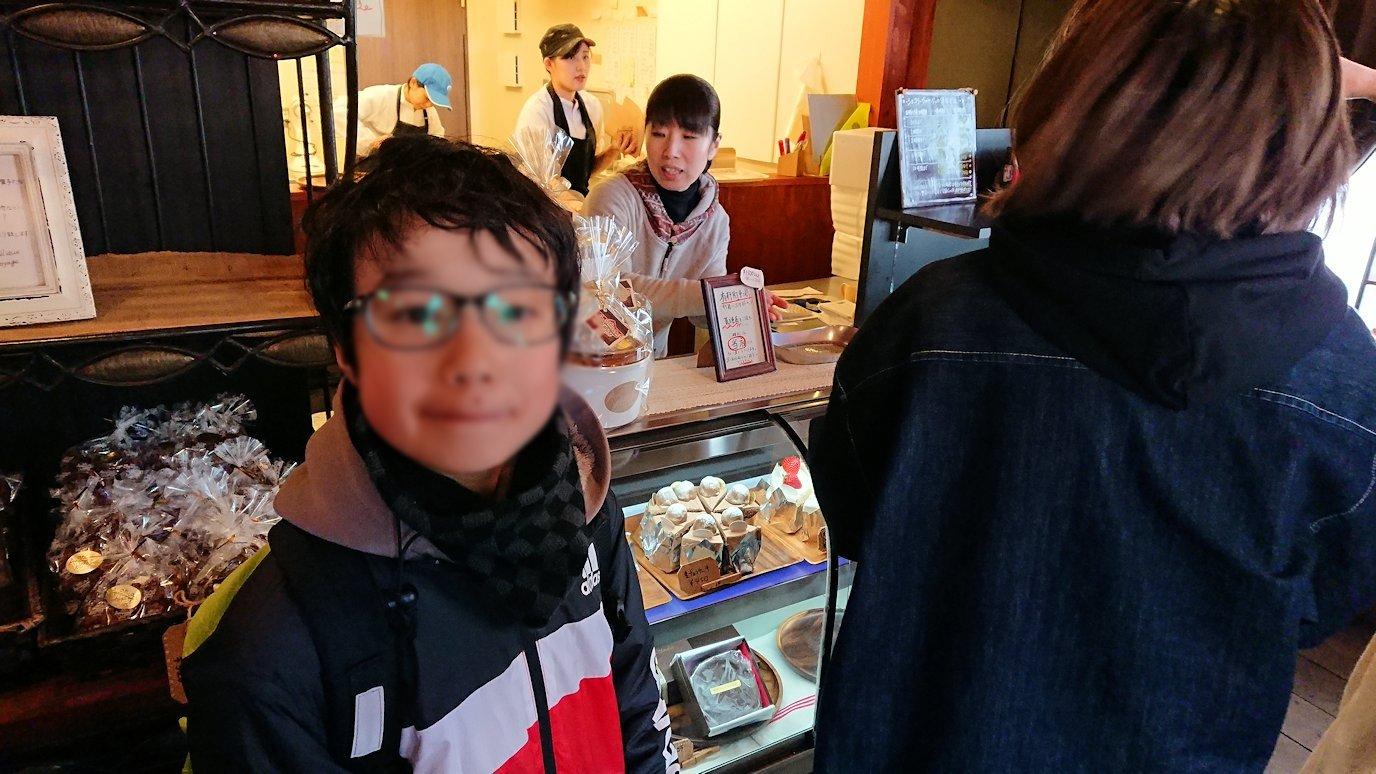 函館市内で人気のスイーツ店「アンジェリック ヴォヤージュ」を訪問3