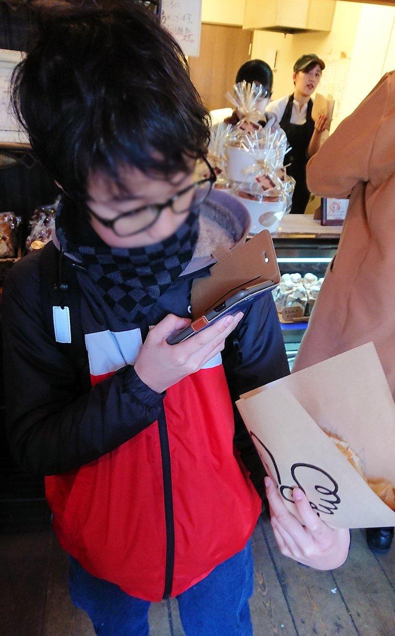 函館市内で人気のスイーツ店「アンジェリック ヴォヤージュ」を訪問6
