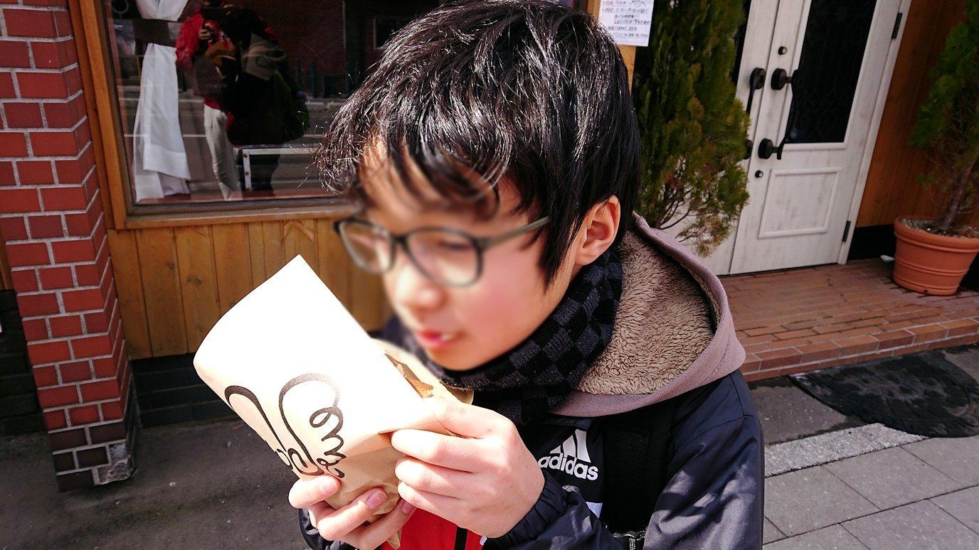 函館市内で人気のスイーツ店「アンジェリック ヴォヤージュ」を訪問10