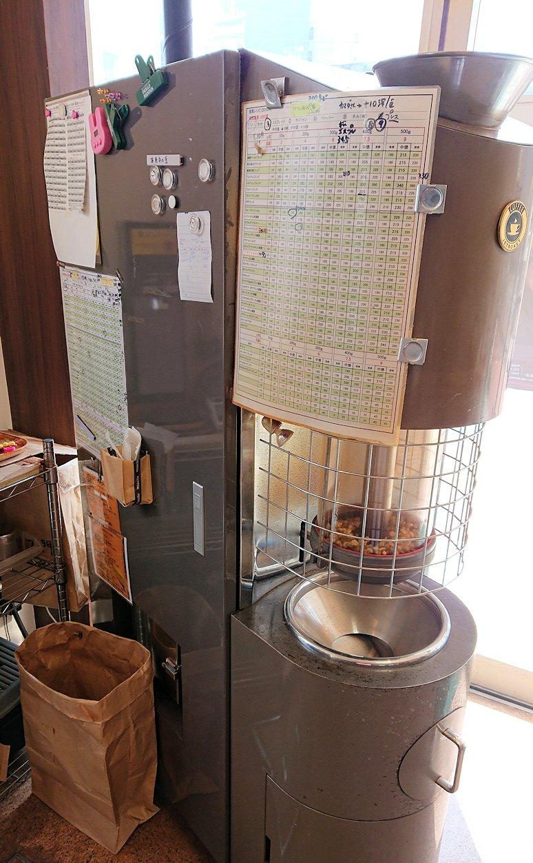 函館市内で路面電車に乗って函館に向かい美鈴珈琲でコーヒーを購入1