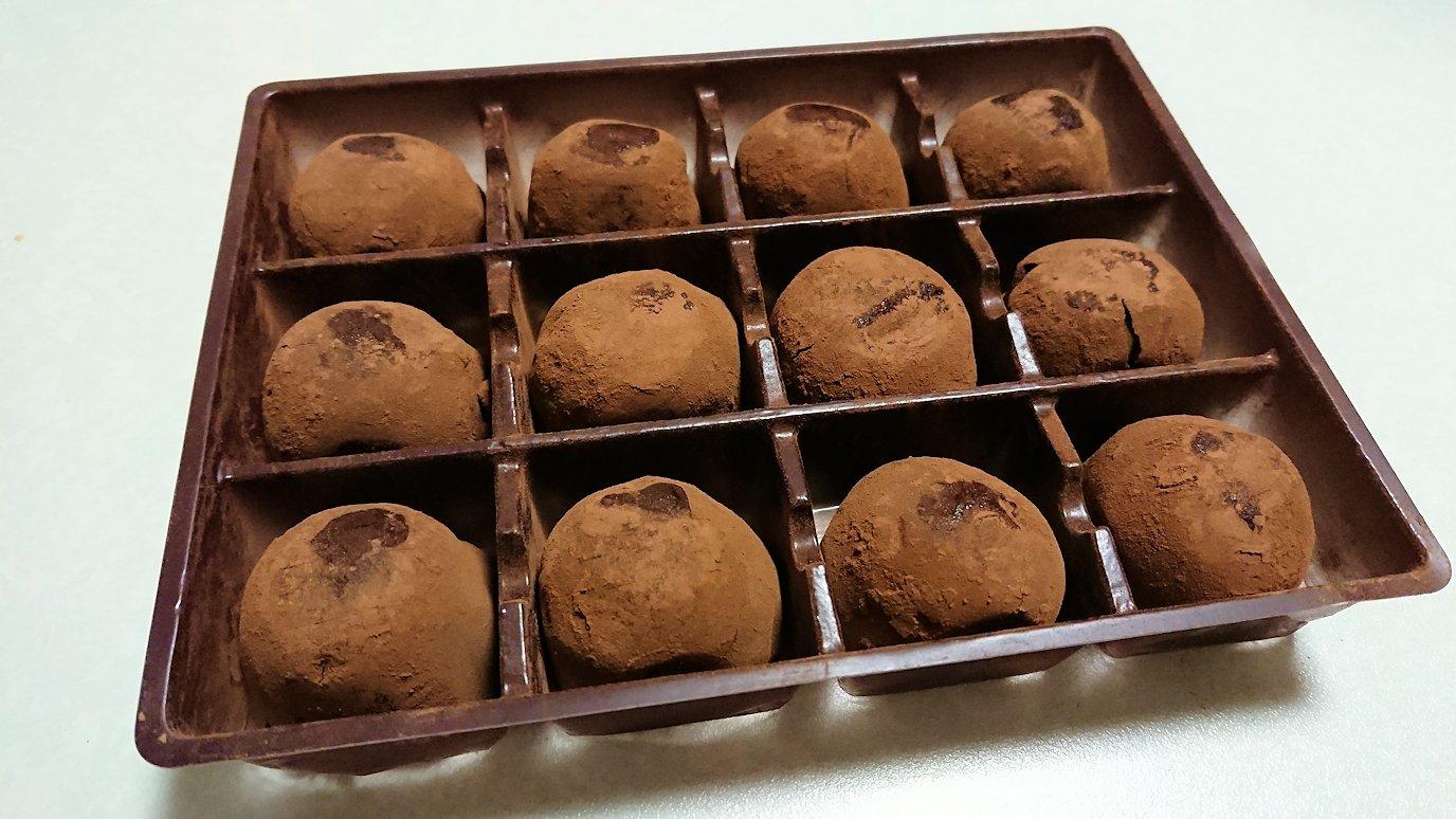函館市内で人気のスイーツ店「ショコラ・ ヴォヤージュ」を食べる4