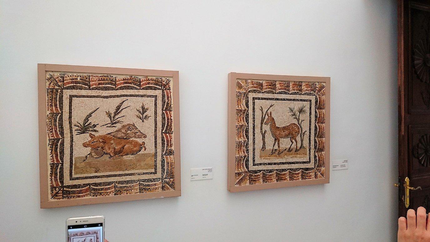チュニスのバルドー博物館はモザイク作品で溢れています3