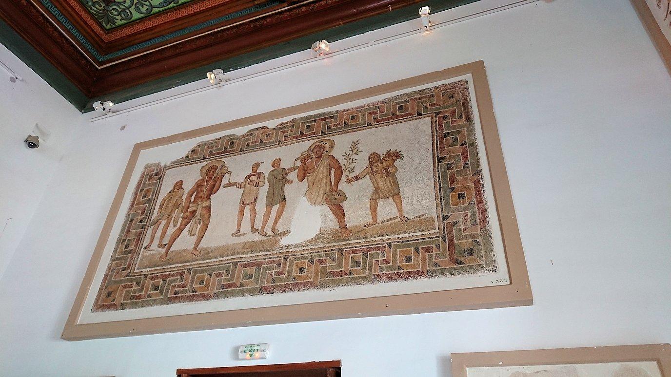 チュニスのバルドー博物館はモザイク作品で溢れています7