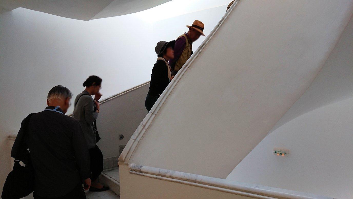 チュニスのバルドー博物館はモザイク作品で大きな作品を見学8
