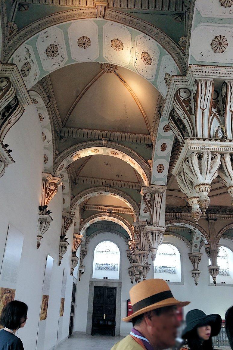 チュニスのバルドー博物館で2階も見所たっぷりで見学して回る5