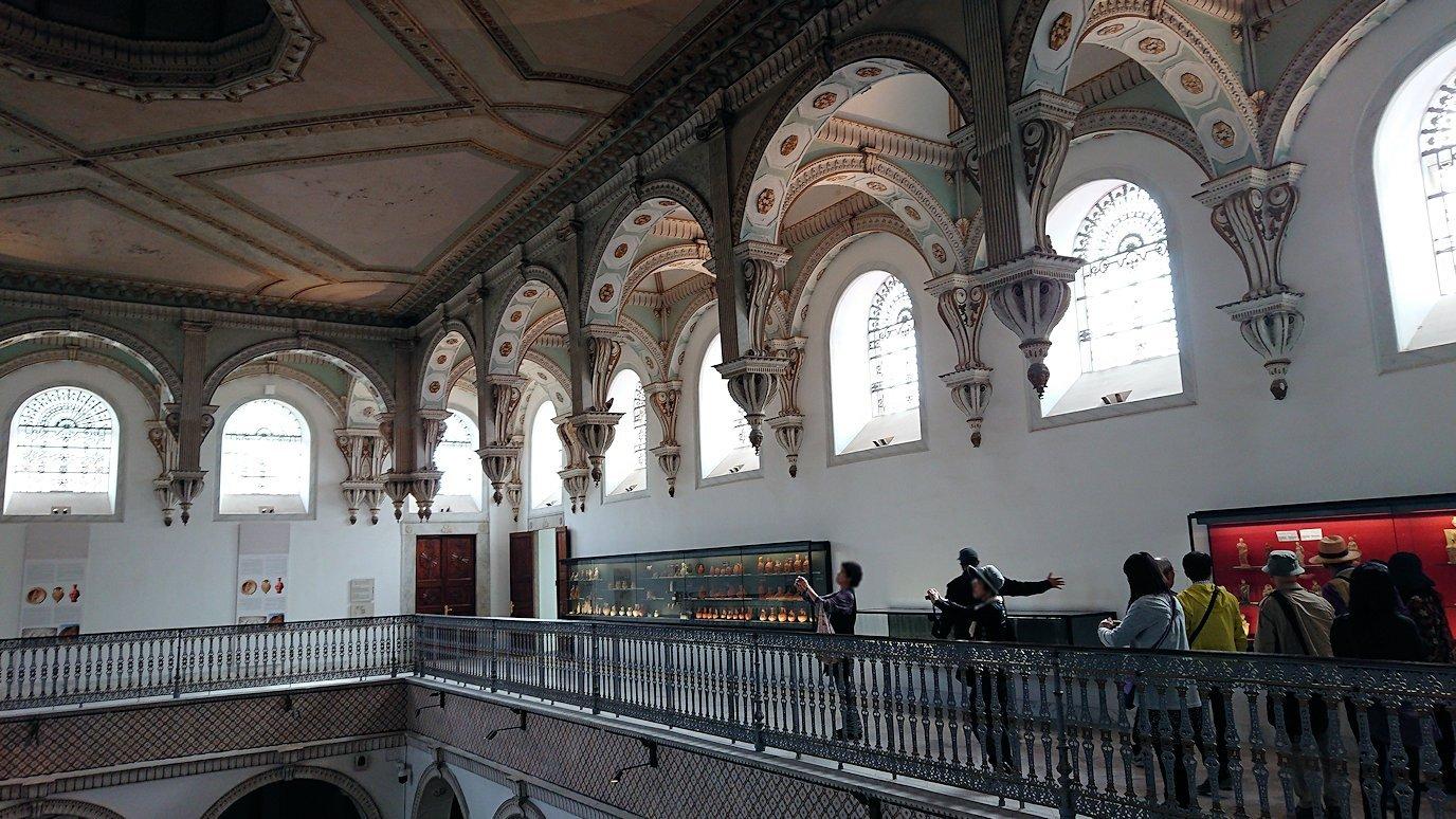 チュニスのバルドー博物館で2階も見所たっぷりで見学して回る8