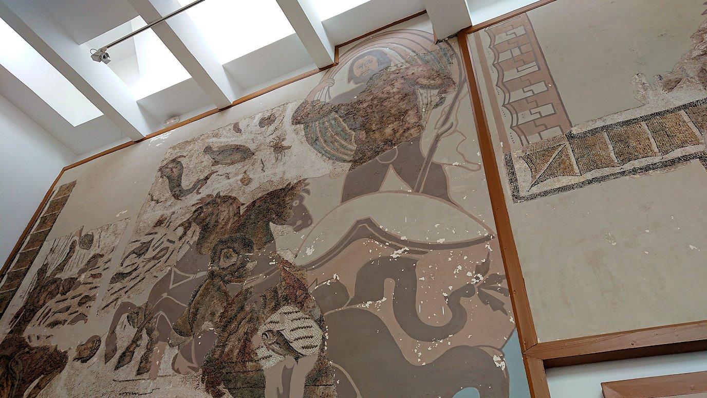 チュニスのバルドー博物館で2階もたっぷり見て行きます3