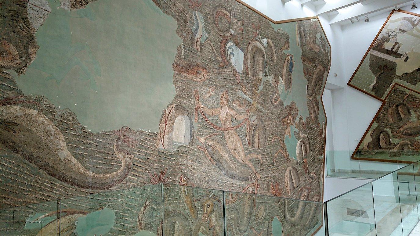 チュニスのバルドー博物館で2階もたっぷり見て行きます6