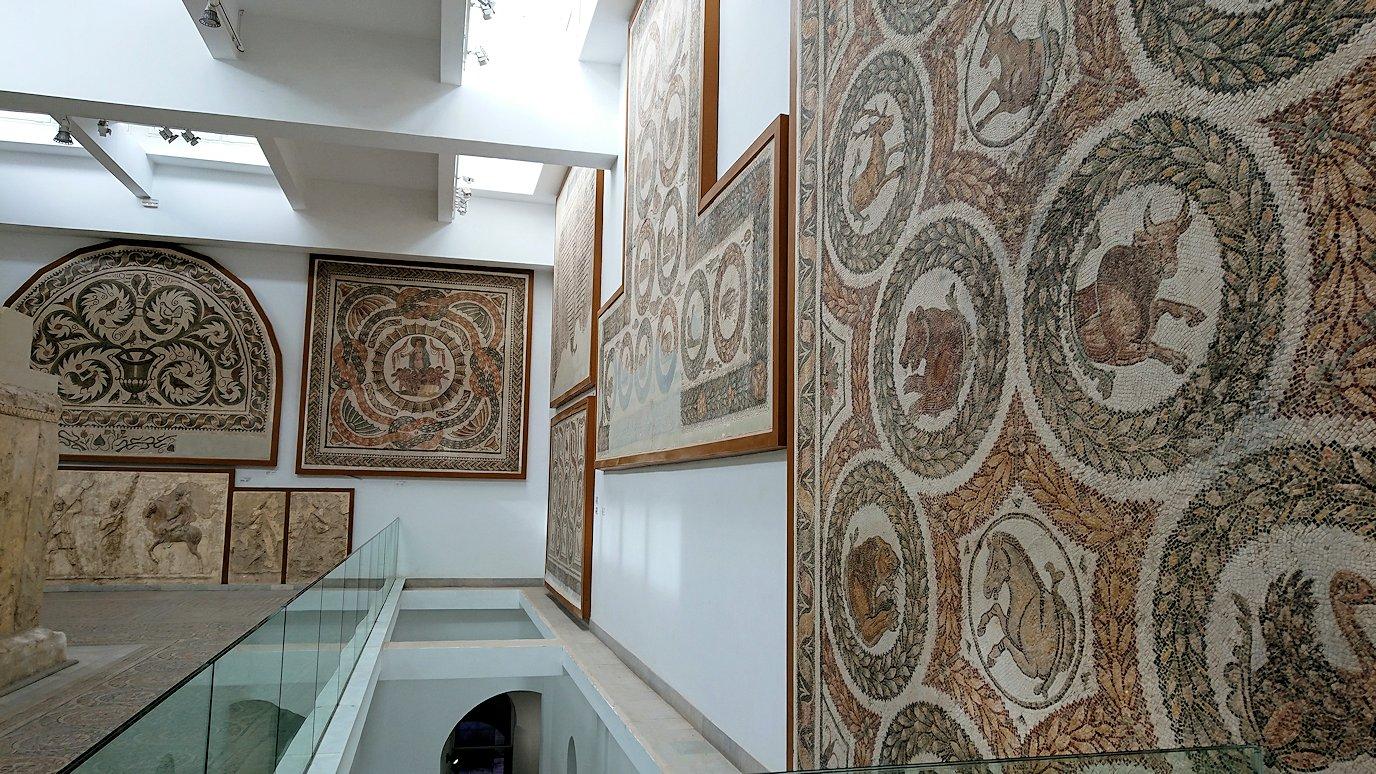 チュニスのバルドー博物館で2階もたっぷり見て行きます8