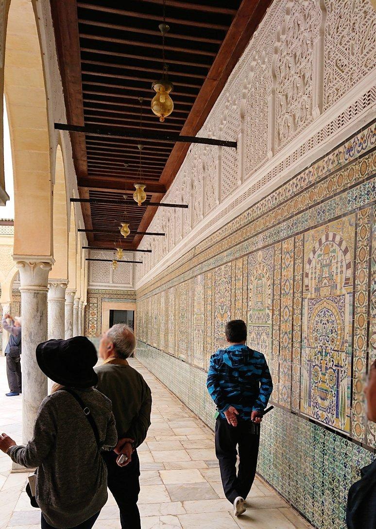 ケロアンのシディ・サハブ霊廟に中を散策3