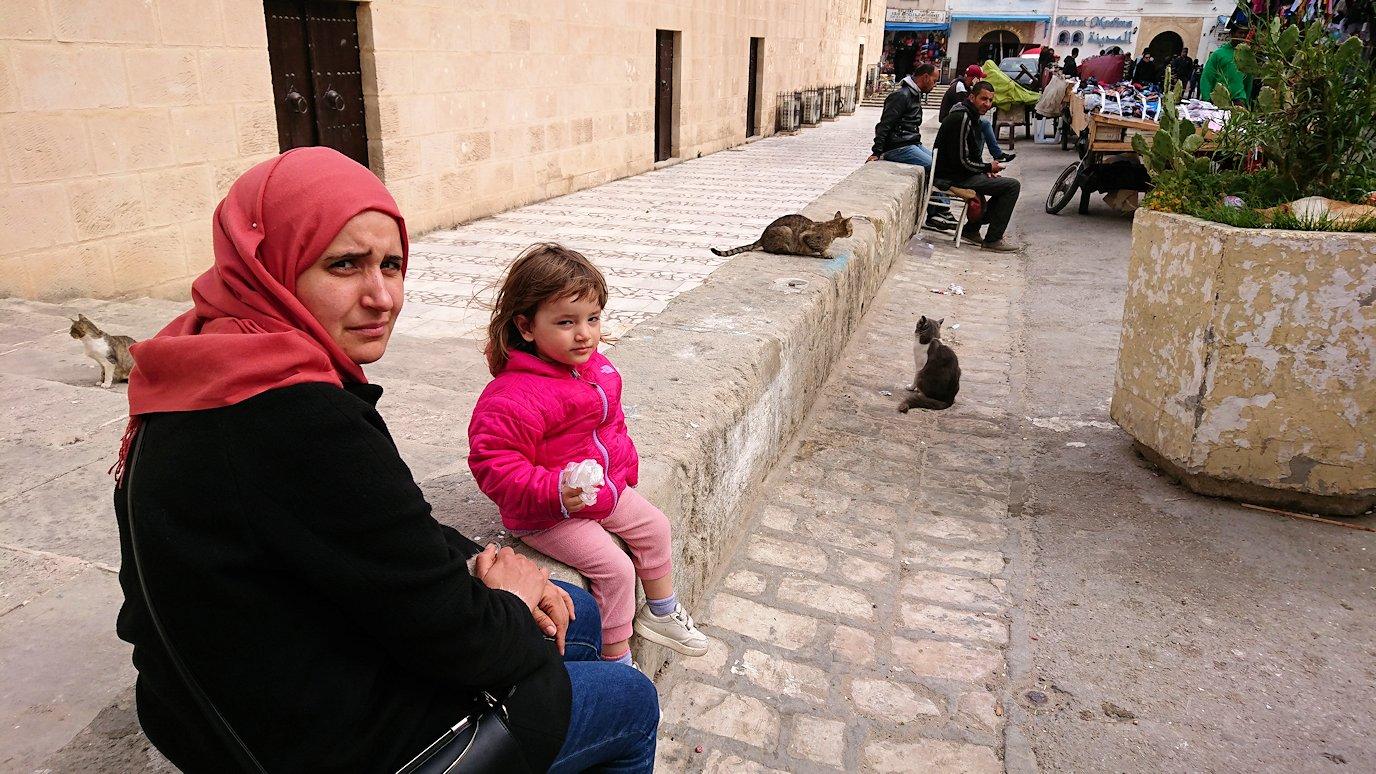 チュニジアのスースの街の旧市街を歩いて一周します1