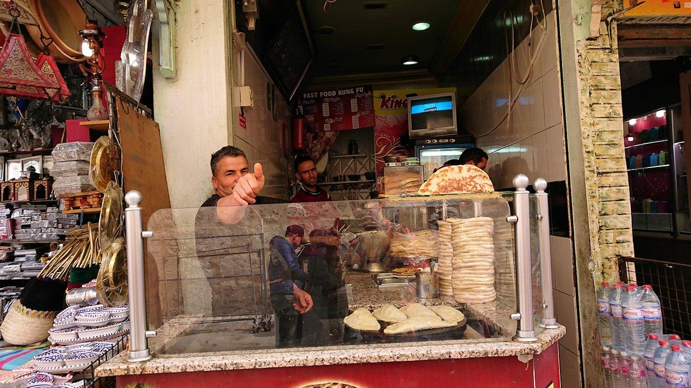 チュニジアのスースの街の旧市街を歩いて一周して見かけたものは4