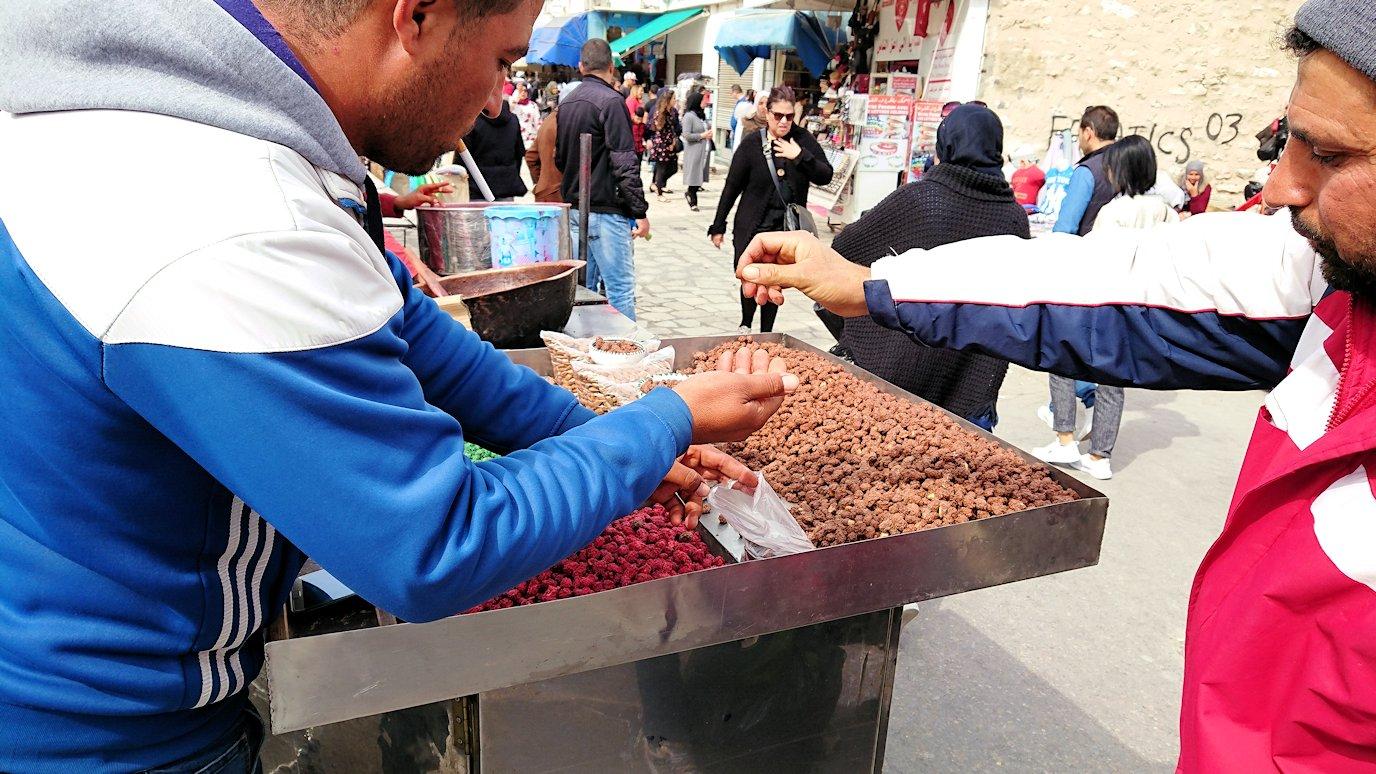 チュニジアのスースの街の旧市街を歩いて一周して見かけたものは7