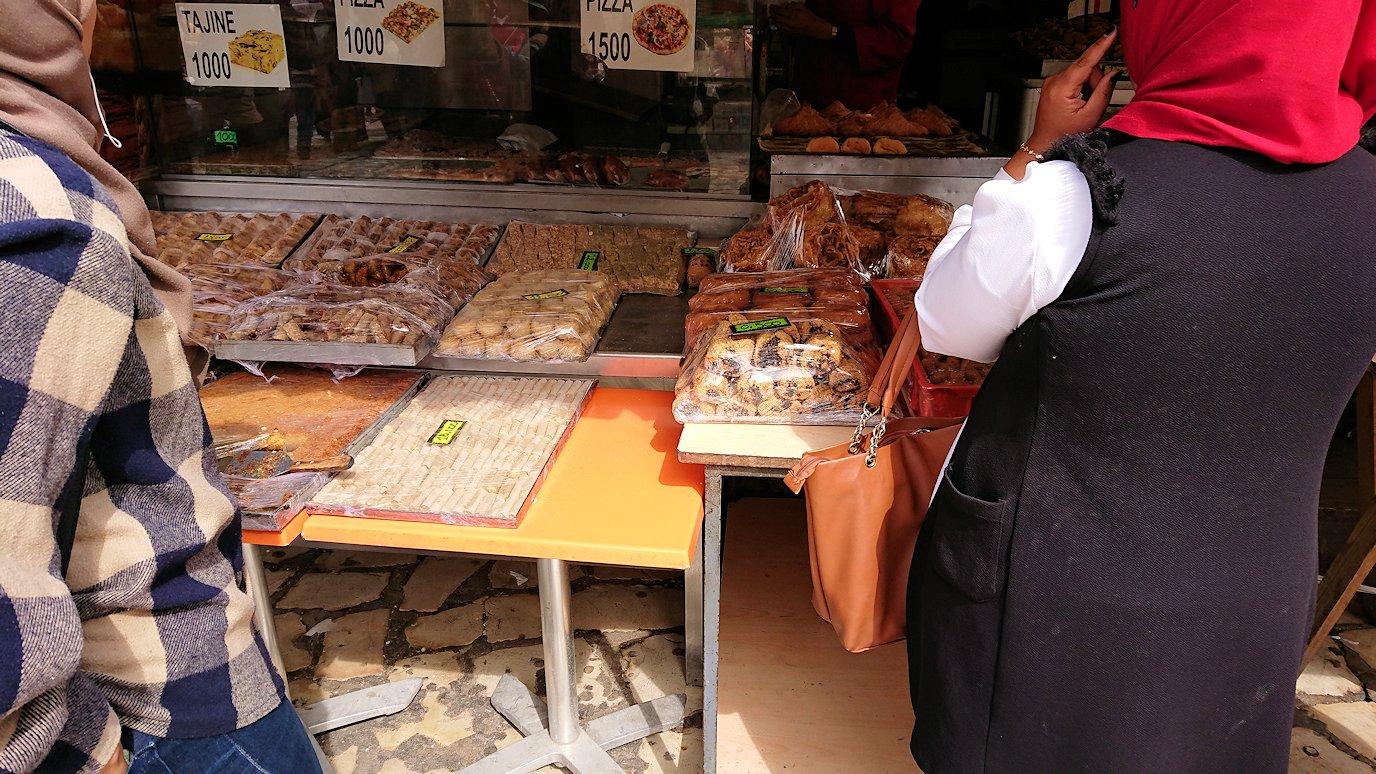 チュニジアのスースの街の旧市街を歩いて一周して見かけたものは10