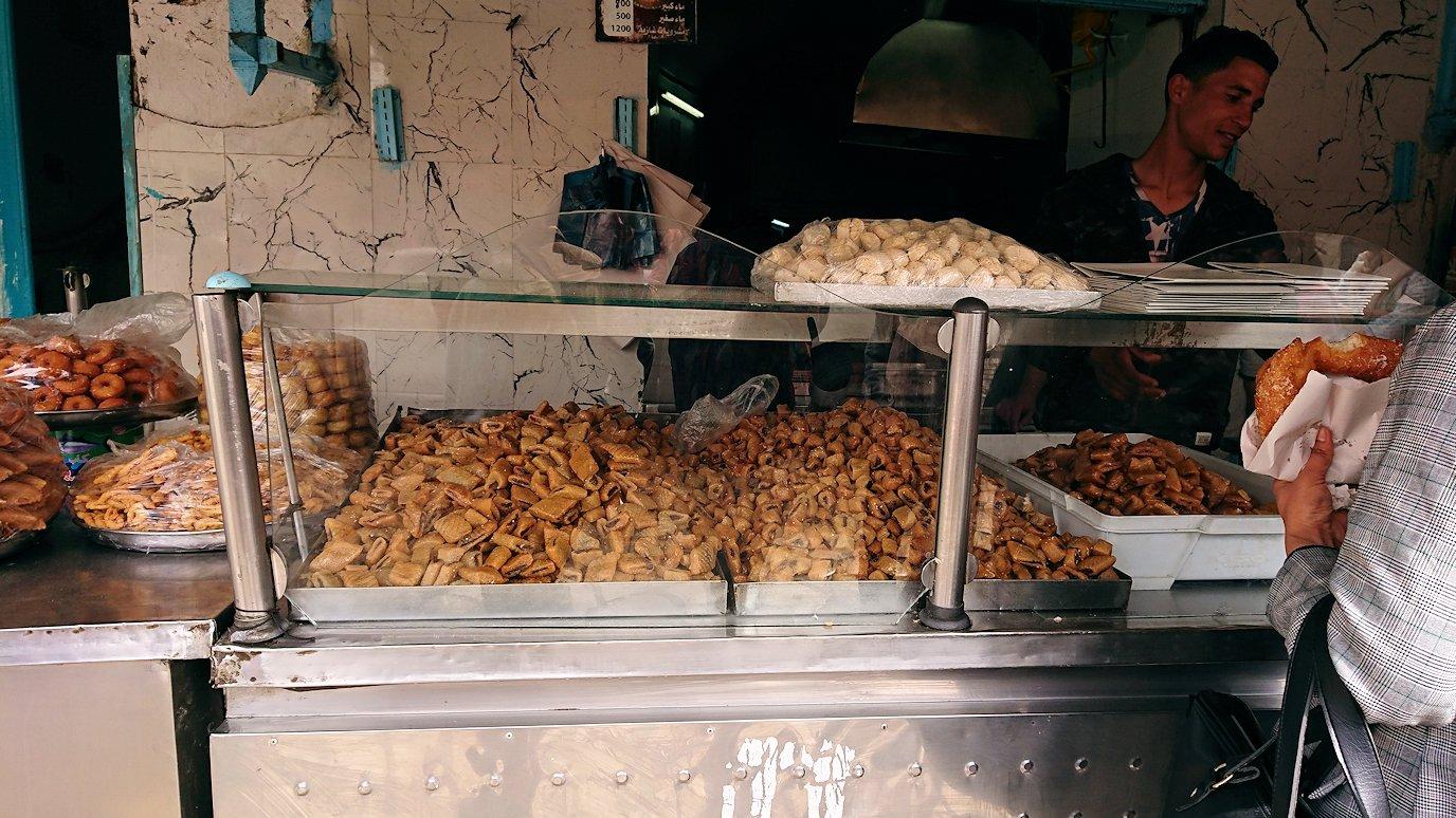チュニジアのスースの街の旧市街を歩いて一周して見かけたものは11