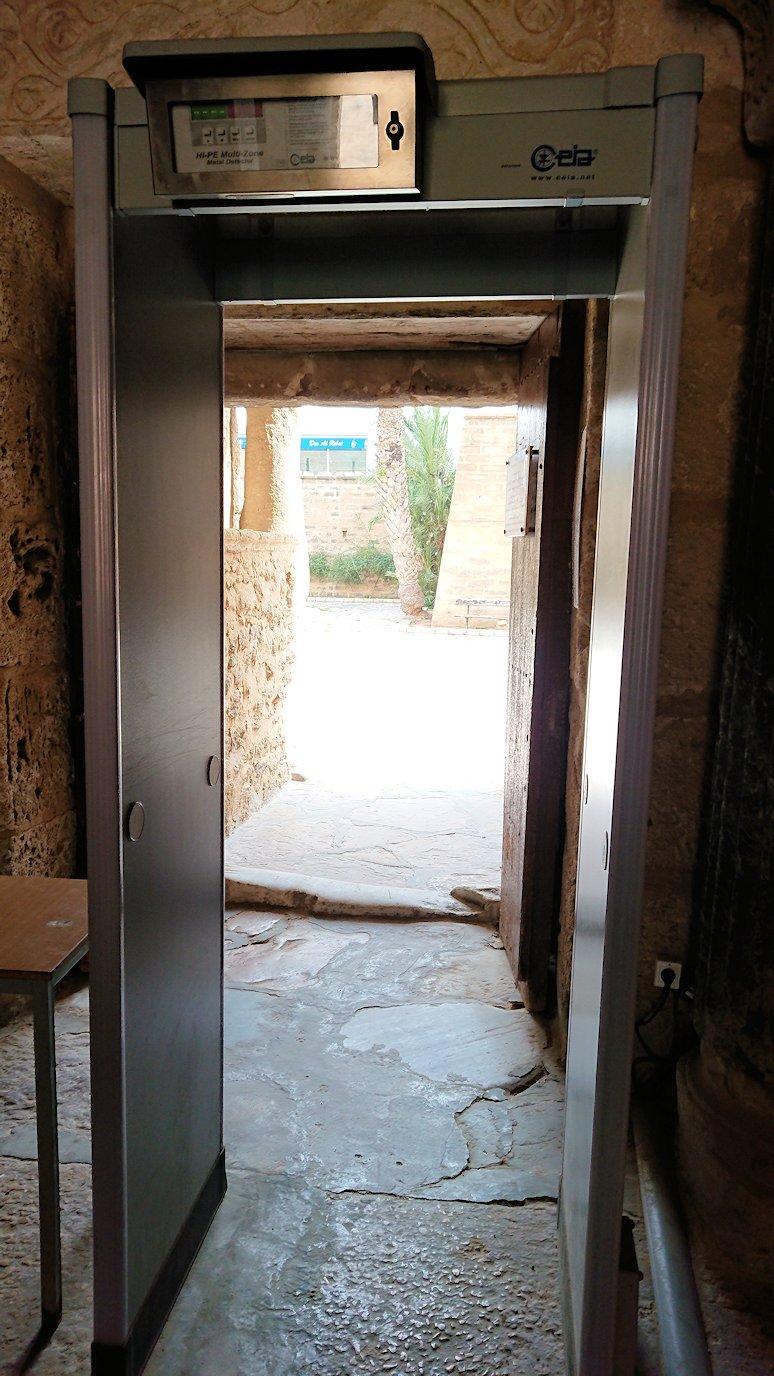 チュニジアのスースの街の旧市街で自由時間にリバトの様子7