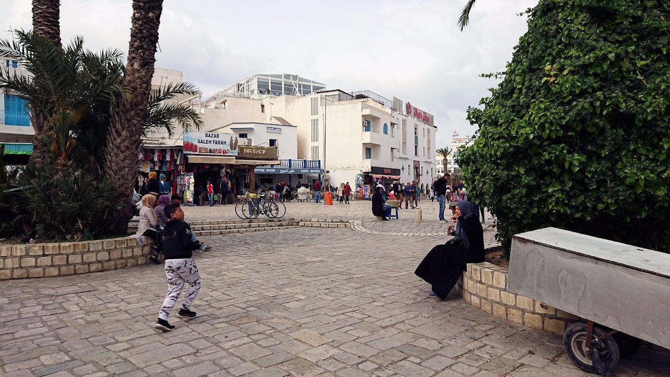 チュニジアのスースの旧市街を散策します3