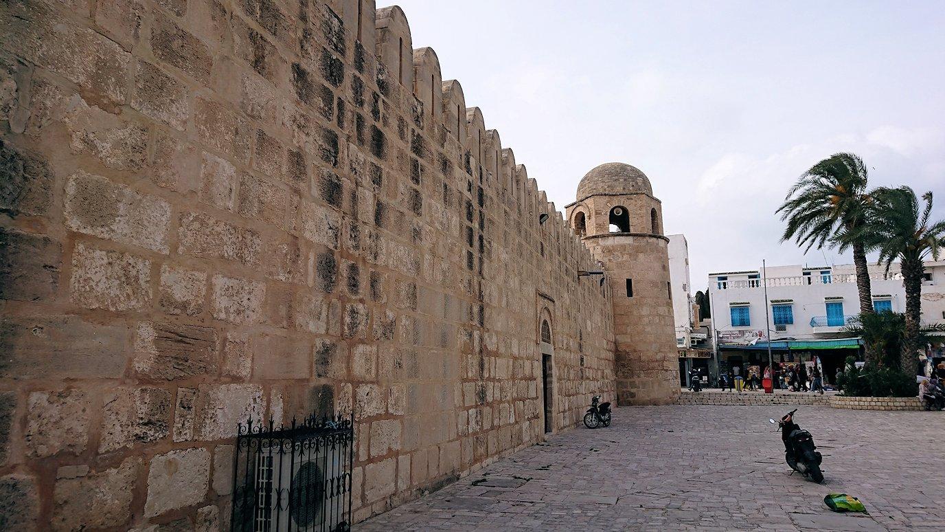 チュニジアのスースの旧市街を散策します5