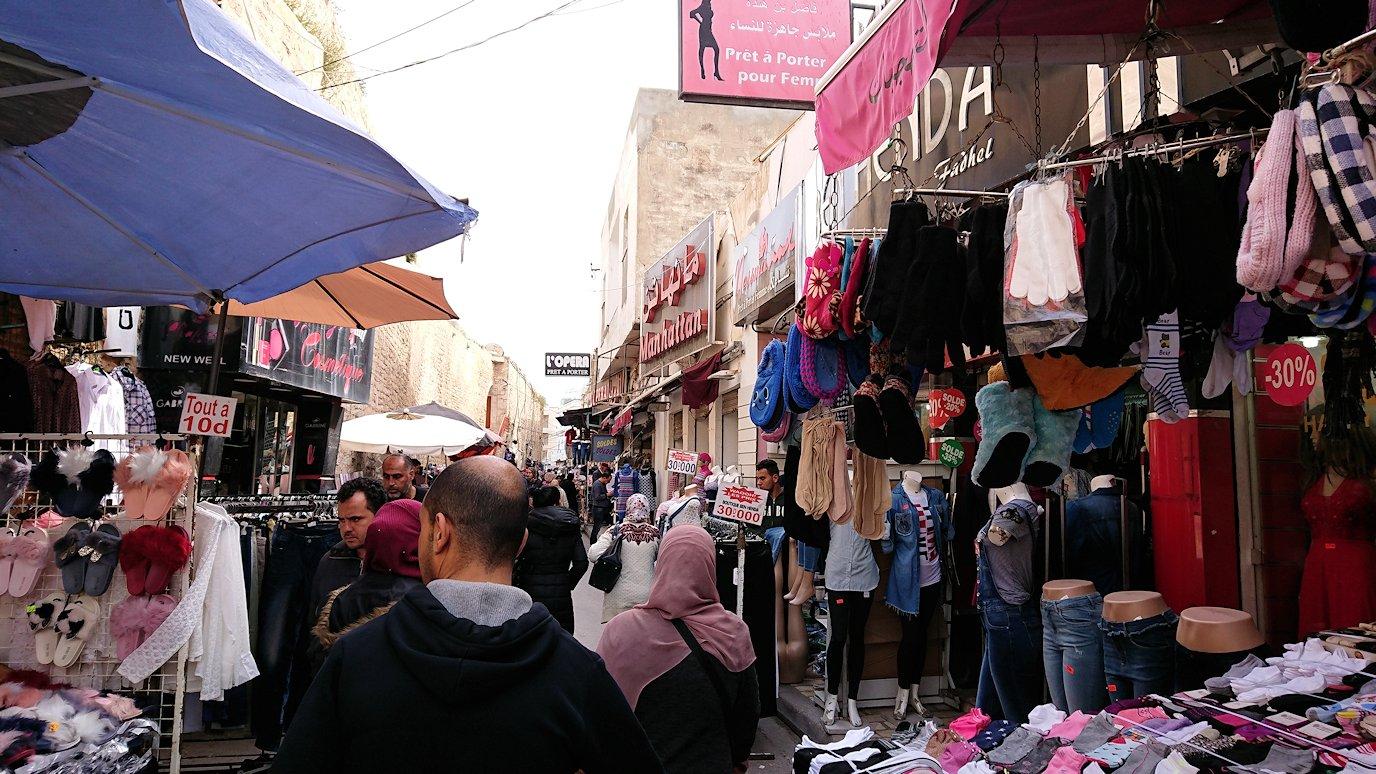 チュニジアのスースの旧市街を散策します6