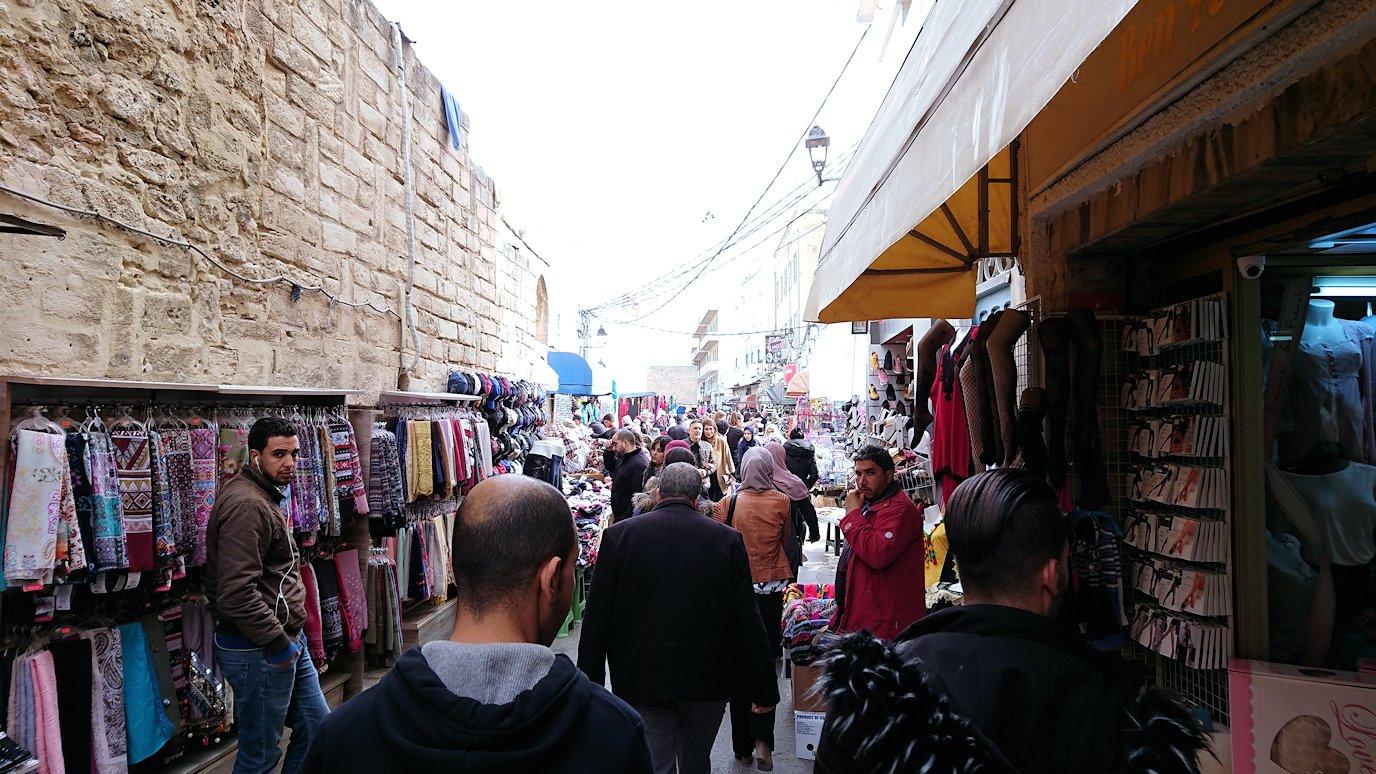 チュニジアのスースの旧市街を散策します9