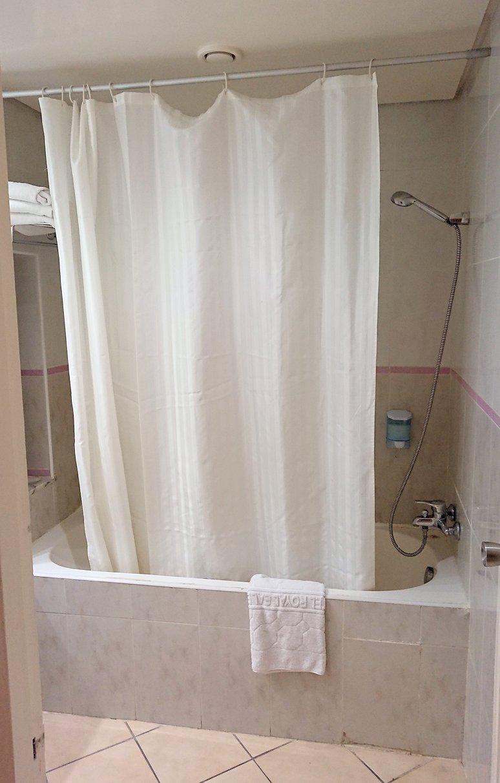 チュニジアのスースの街にある「マルハバ ロイヤル サレム」ホテルの部屋の様子9