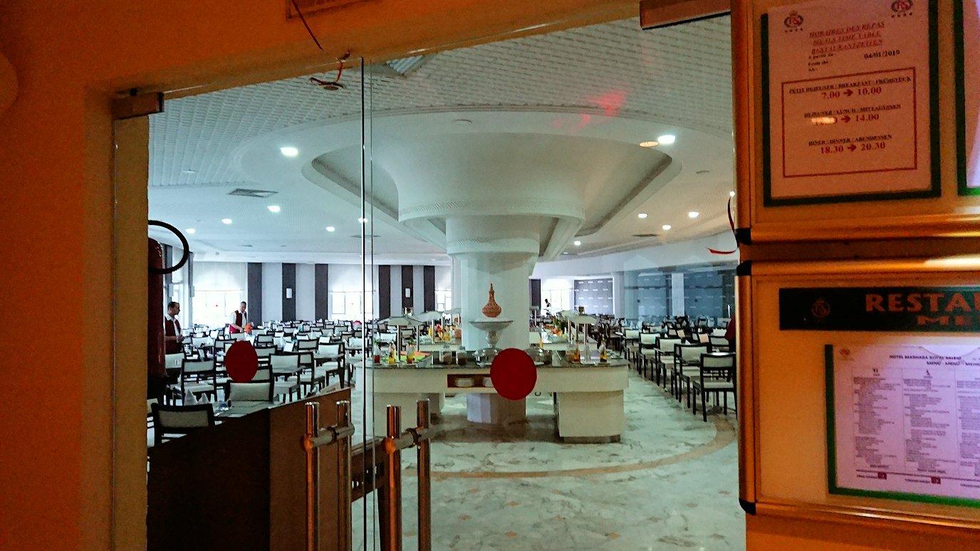 チュニジアのスースの街にある「マルハバ ロイヤル サレム」ホテルの様子を撮影7