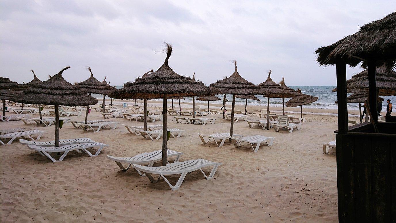 チュニジアのスースの街にある「マルハバ ロイヤル サレム」ホテル内を散策する9