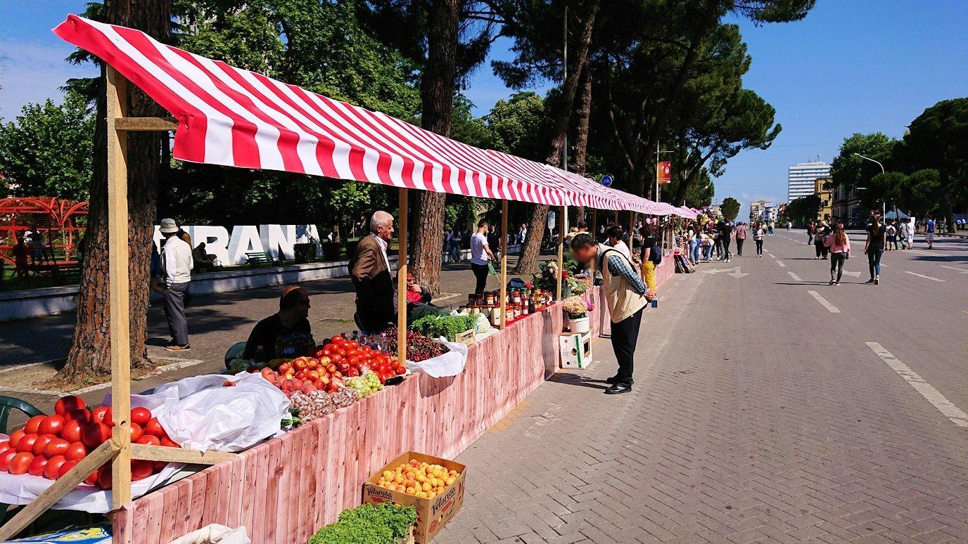 アルバニアで首都ティラナで子供の日イベントを楽しむ6