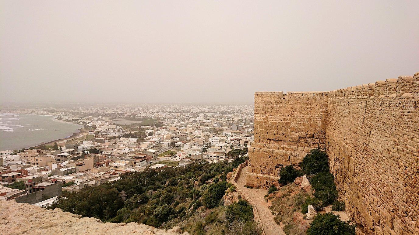 チュニジア:ケリビアの城塞内の様子は7