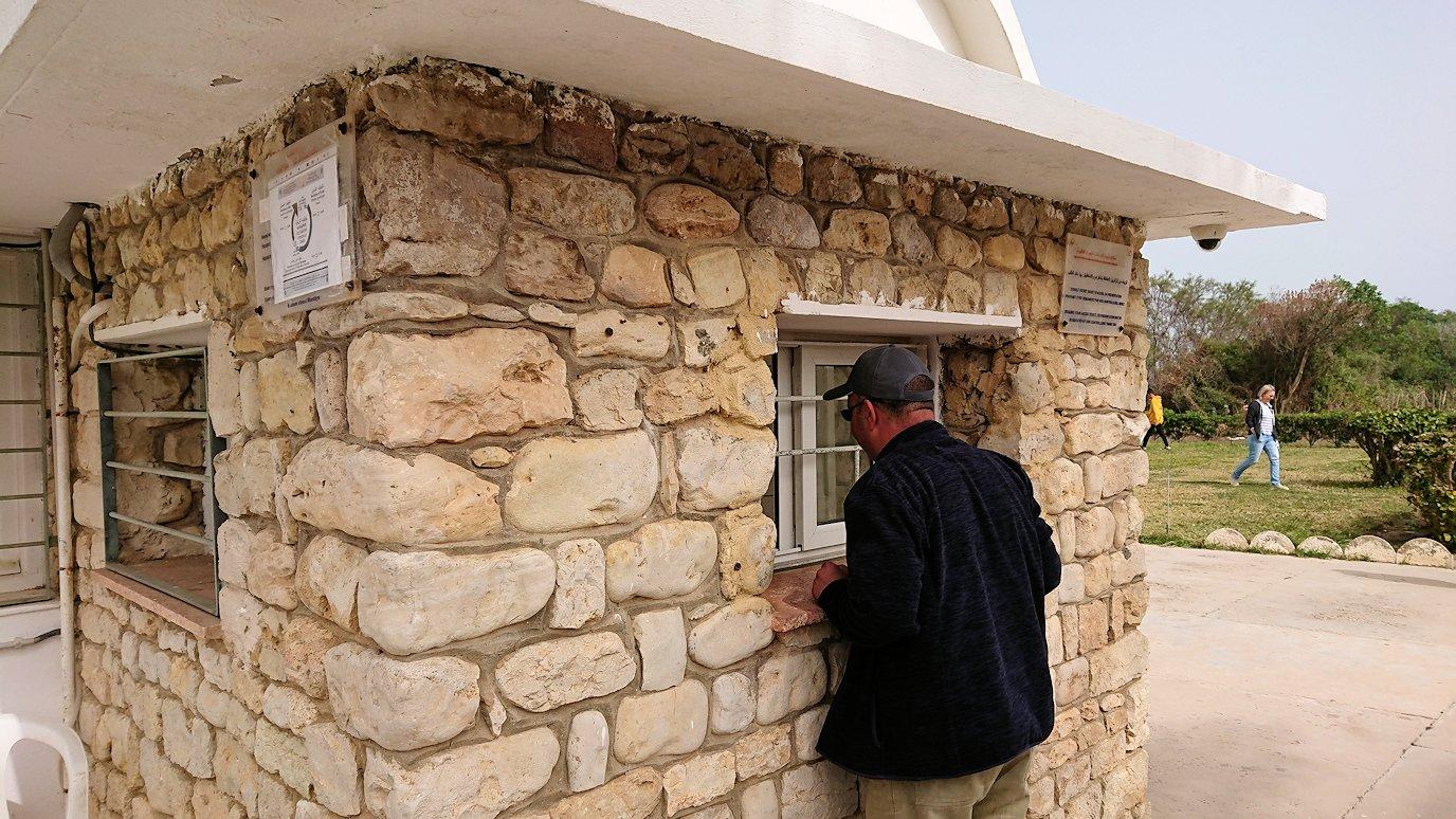 チュニジア:ボン岬からケルクアン遺跡に移動8
