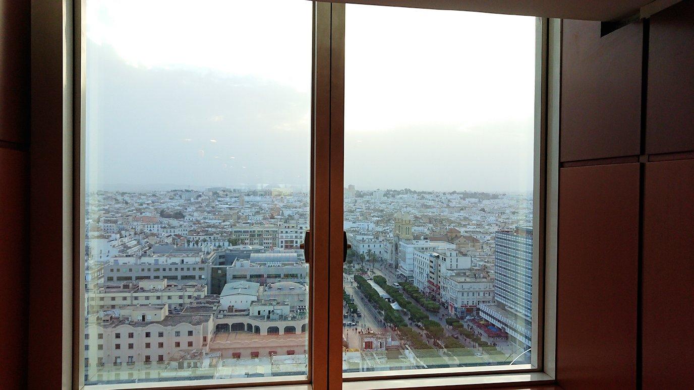 チュニジアのチュニスにあるエルムラディ・アフリカ・ホテルにチェックイン7